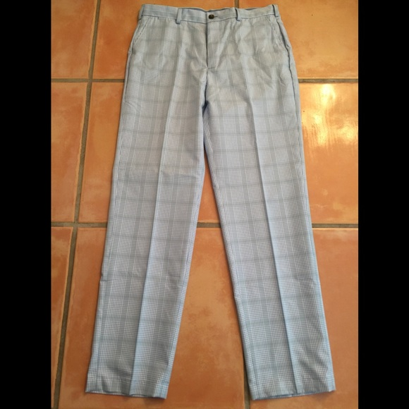 Brooks Brothers Other - Men's Brooks Brothers Flat Front Golf Pants Sz.36